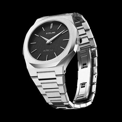 £245 • Buy D1 Milano Ultra Thin Watch (D1-UTBJ14) - 40mm - NEW & BOXED