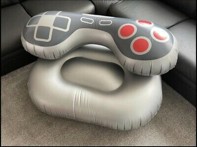 £10 • Buy Inflatable Gaming Chair Sofa Xbox Playstation Lounger