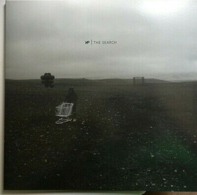 £23.62 • Buy NF (Rap) – The Search - 2 LP Vinyl Records - NEW Sealed - Hip Hop Music -