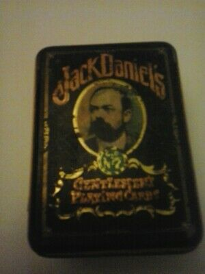 £10 • Buy Collectable Jack Daniels Playing Cards And Tin