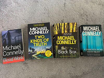 £6.60 • Buy 4 Michael Connelly Books