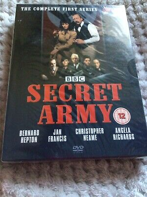 £20 • Buy Secret Army  The Complete First Series  4 DVD Set