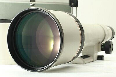 £1414.84 • Buy [Top Mint In Case] Canon NEW FD NFD 800mm F5.6 L Telephoto Lens Japan