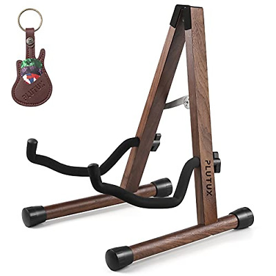$ CDN60.87 • Buy Wooden Guitar Stand Acoustic Guitar Stand Floor, Electric Guitar Stand, Bass For