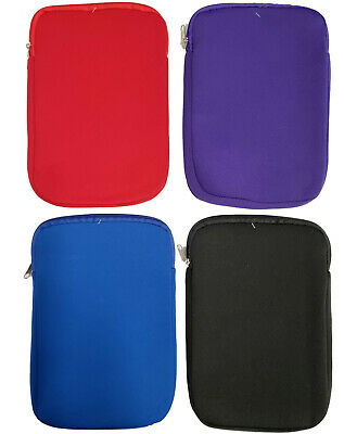 £3.99 • Buy Protective Carrying Sleeve Cover Bag Pouch Zip Case Kindle IPad Tablet 12''