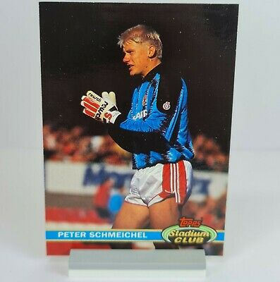 £4.99 • Buy Peter Schmeichel Topps Stadium Club 1992 #191 Manchester United Sports Card