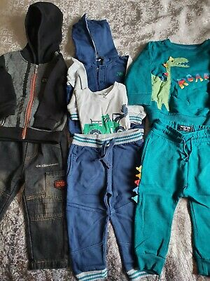 £5.50 • Buy Boys Matching Outfits Clothing Bundle. Age 12 To 18 Months.