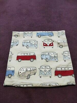 £5 • Buy Camper Van 16 Inch Cushion Cover Double Sided Dunelm Mill Zipped