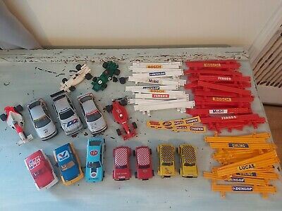 £7.16 • Buy Scalextric Hornby Racing Cars Spares Repairs Untested Bundle Barriers