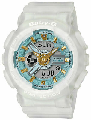 $ CDN1.21 • Buy Casio BABY-G Sea Glass Colors Limited Edition BA110SC-7A Women 2020 Brand New