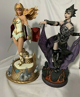 $2799.99 • Buy She-Ra Evil-Lyn Statue Sideshow MOTU 1:5 Scale Masters Of The Universe SOLD OUT