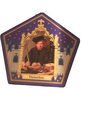 $ CDN15.44 • Buy Harry Potter Chocolate Frog Card NEW Paracelsus Rare Limited Edition
