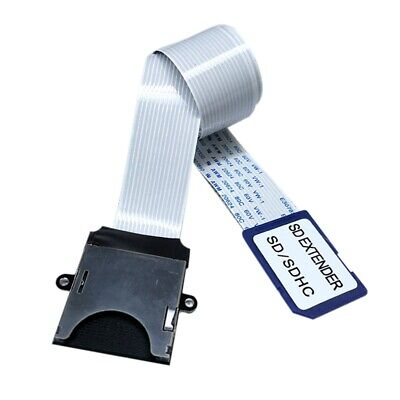 £3.15 • Buy SD To SD Card Extension Cable Card Read Adapter Flexible Extender Micro-SD TM6Z8