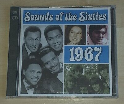 £7.99 • Buy Sounds Of The Sixties 1967 • Time Life 2CD • NEW & SEALED • Monkees, Donovan