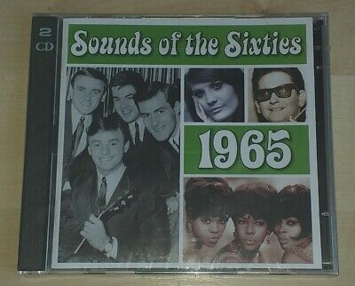 £7.99 • Buy Sounds Of The Sixties 1965 • Time Life 2CD • NEW & SEALED • Kinks, Hollies
