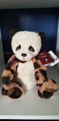 £39.95 • Buy Charlie Bear Rascal Retired Collectible Secret Collection Rare With Tags