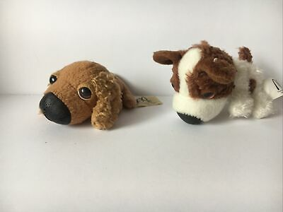 £5 • Buy 2 McDonalds Happy Meal Toy 2008 2004 Artlist Collection The Dog Puppies