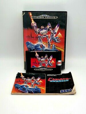 £15.99 • Buy Cyborg Justice Sega Mega Drive Game Boxed Complete With Manual Pal Tested