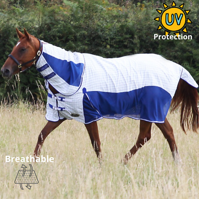 £39.99 • Buy Gallop Combo Mesh Summer Sheet - Breathable & Cool Lightweight Rug Fly & UV Prot