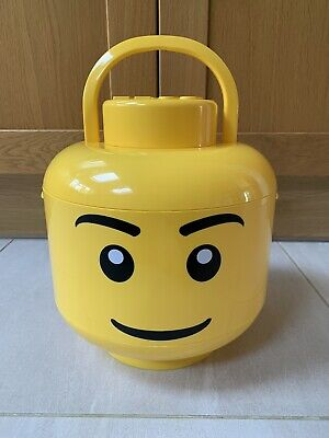£35 • Buy Lego Sort And Store Storage Head Extra Large