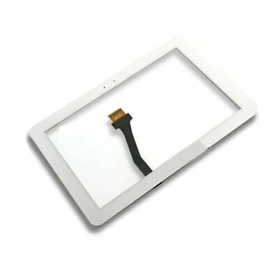 £7.95 • Buy P5100 Digitizer Touch Screen For Samsung Galaxy Tab 2 10.1  Front Glass - White