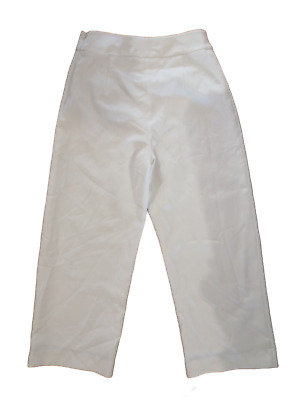 AU10 • Buy Forever New Size 6 White Wide Long Pants