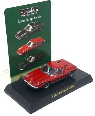 $ CDN17.43 • Buy Kyosho 1/64 Scale  Lotus Europa Special (1966) Red Diecast Mini Car LE Japan