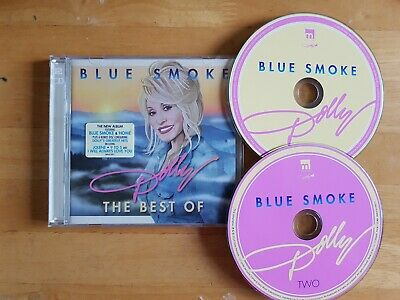 £2.50 • Buy DOLLY PARTON - Blue Smoke/The Very Best Of Dolly Parton (Cd 2014)