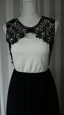 £8.50 • Buy Made In Italy Dress Size 8 ?  High-Low Hem / Special Occasion