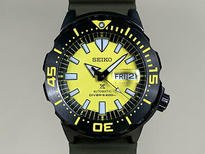 $ CDN608.83 • Buy NEW Seiko Prospex Monster Asia Special Limited Edition Watch SRPF35K1 W/ B&P