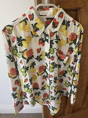 £45 • Buy Mint Condition Equipment Silk Shirt - Size Small