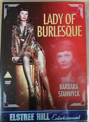 £2.99 • Buy Lady Of Burlesque (DVD) Starring Barbara Stanwyck