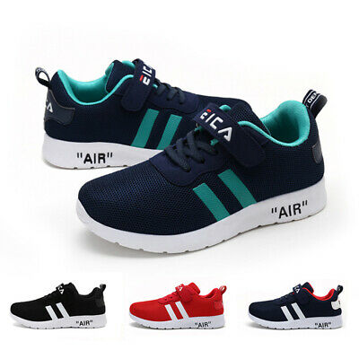 £13.99 • Buy Kids Running Trainers Girls Boys Comfy School Casual Sneakers Sports Shoes Size