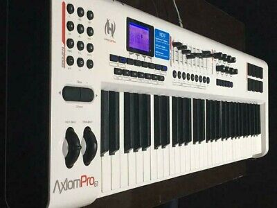 $606 • Buy M-Audio Axiom Pro 61 Keyboard Free Shipping Fast Shipping From Japan