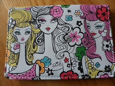 £7 • Buy Ladies/girls Fluff Passport Holder; Pink With Images