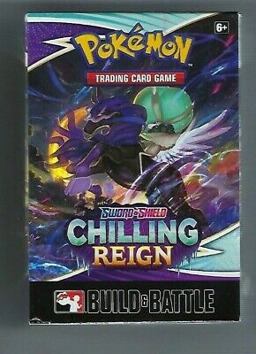 $18.99 • Buy Pokemon TCG: Chilling Reign - Build And Battle Box