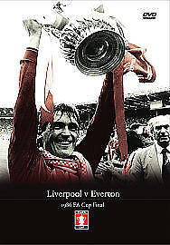 £6.98 • Buy 1986 FA Cup Final Liverpool FC V Everton DVD NEW SEALED