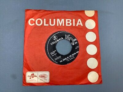 £1.75 • Buy The Animals - The House Of The Rising Sun / Talkin' Bout You 7  1964