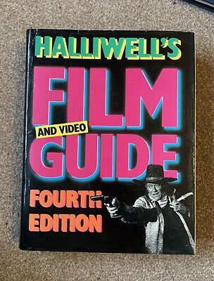 £2.99 • Buy Halliwell's Film (and Video) Guide - Fourth Edition (1983)