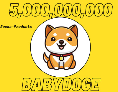 $12.99 • Buy 5 Billion  5,000,000,000  BABYDOGE BABY DOGE Coin  MINING CONTRACT CRYPTO, Cloud