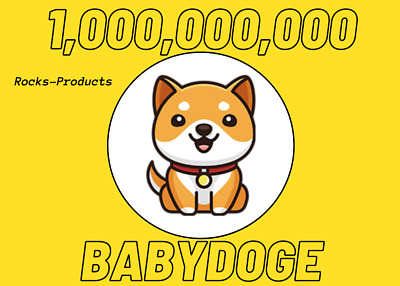 $6.99 • Buy 1 Billion  1,000,000,000  BABYDOGE  BABY DOGE Coin - MINING CONTRACT - Crypto