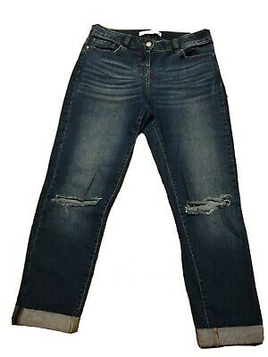 £4 • Buy Next Relaxed Skinny Jeans Size 8R