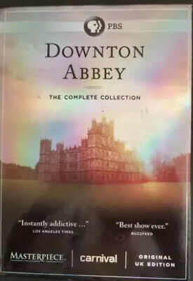 £18.10 • Buy DOWNTOWN ABBEY The Complete Collection Box Set 22 Discs VG