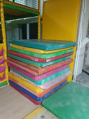 £200 • Buy Commercial Soft Play Mats
