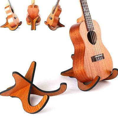 $ CDN37.17 • Buy Wooden Ukulele Folding Frame With Detachable Stand N9X0