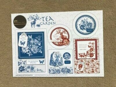 £19.95 • Buy Kanban Tea Party Kit Rrp. 38.96!-50 Sheets Inspired By Antique China-free P&P