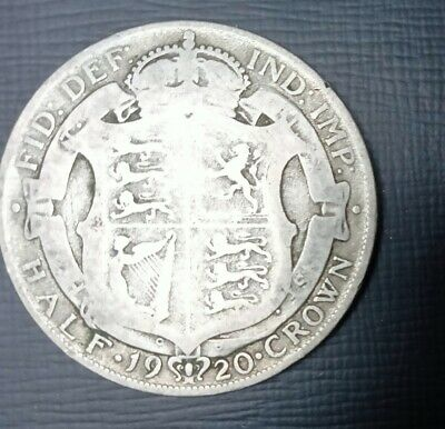 £5 • Buy George V Half Crown Silver 1921 - 1936  Any One For A Fiver
