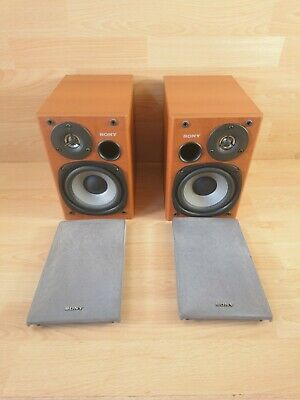 £19.99 • Buy Sony HCD-CPX1 S-Master Hi-Fi Stereo System Speakers Only
