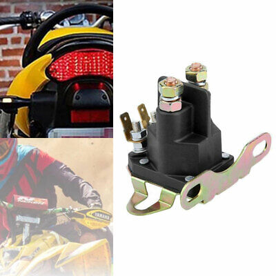 £8.52 • Buy Universal 4-pole Starter Solenoid Relay Lawn Mower For BRIGGS STRATTON Motorboat