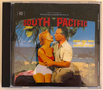 £7.59 • Buy South Pacific - Original Motion Picture Soundtrack CD - Rodgers & Hammerstein